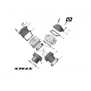 Цилиндр, квадроцикл Stels Guepard 850G
