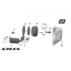 Электрооборудование, квадроцикл Stels Guepard 850G