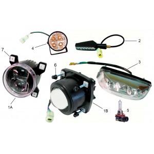 Электрооборудование I, квадроцикл Stels Guepard 850G