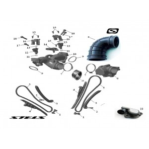 Система питания ДВС, квадроцикл Stels Guepard 850G