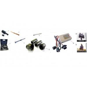 Спец.Инструмент, квадроцикл Stels Guepard 850G