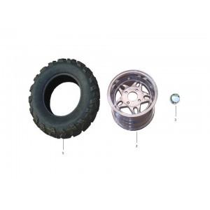 Колеса, диски, колпаки колес