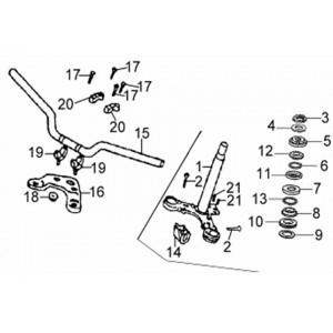 F-05 Колонка рулевая