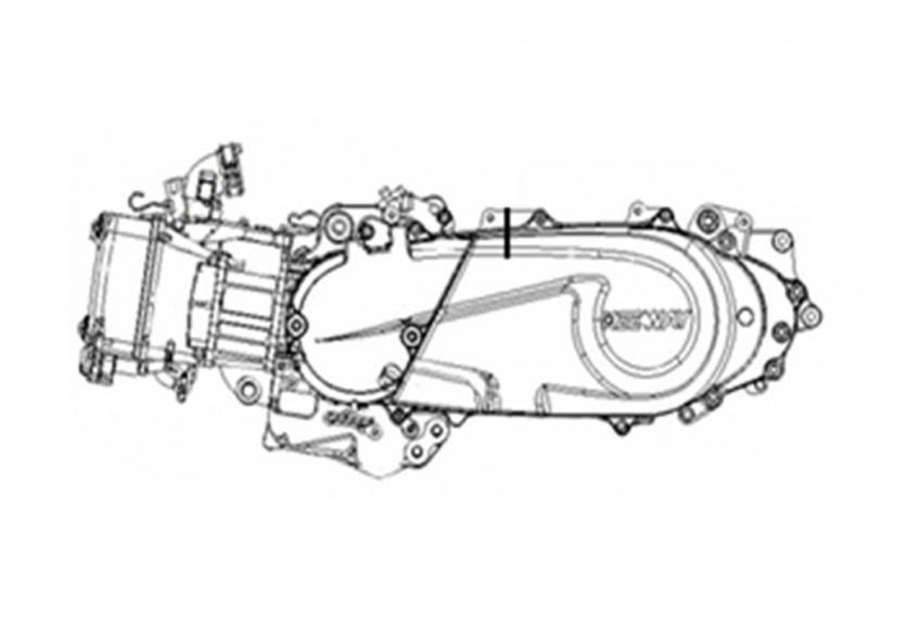 STELS ZION 150 (двигатель QJ158MJ)