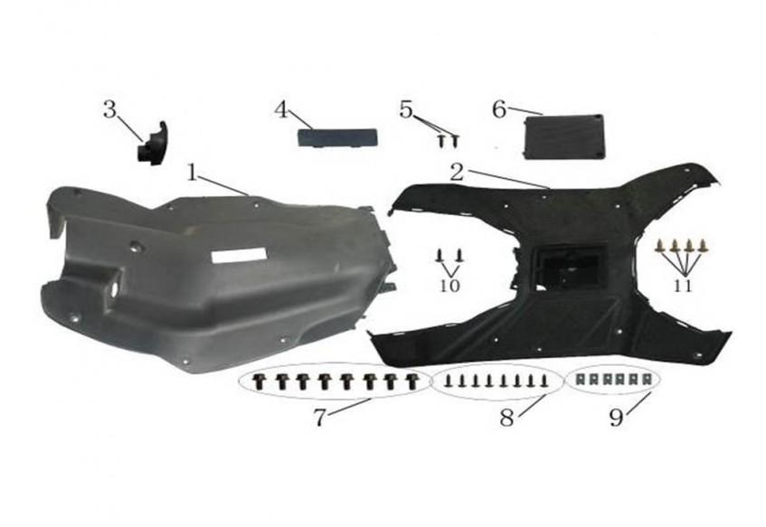 E-06 ОБЛИЦОВКА ПОЛА