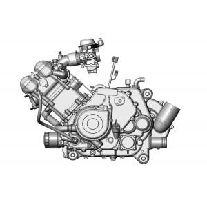 Двигатель 600 с