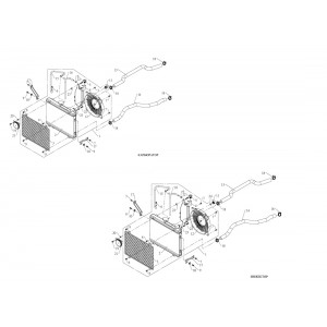 Система охлаждения (карбюратор инжектор)