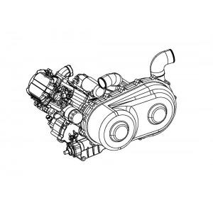 STELS ATV 500 GT1 (двигатель)