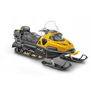 Запчасти на снегоход Viking-S600