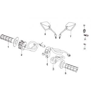 Элементы рулевого управления