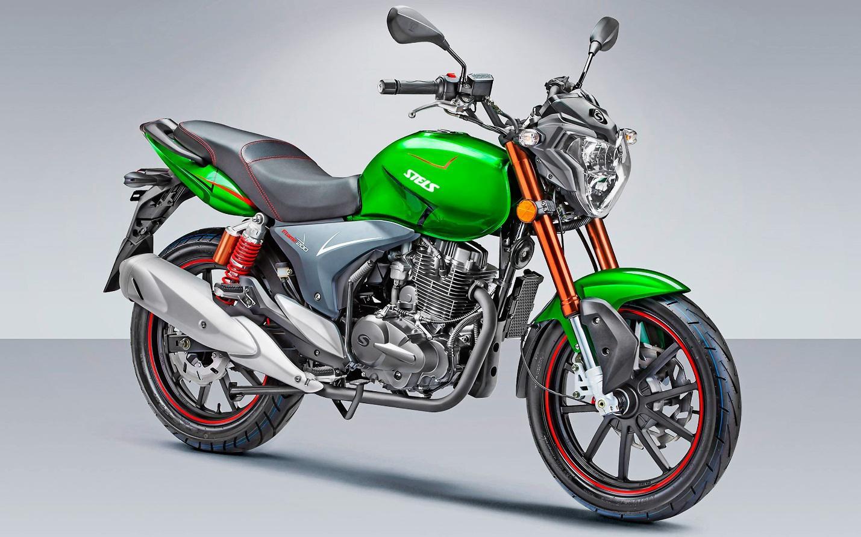 Запчасти для бюджетных мотоциклов Стелс