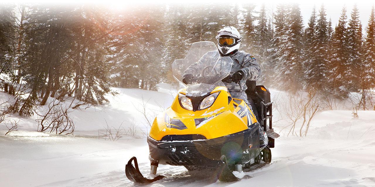 Запчасти для снегоходов Стелс Росомаха