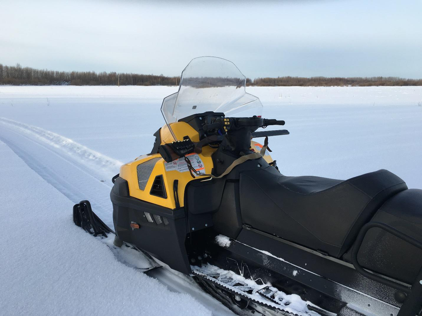 Запчасти для снегоходов Стелс Викинг