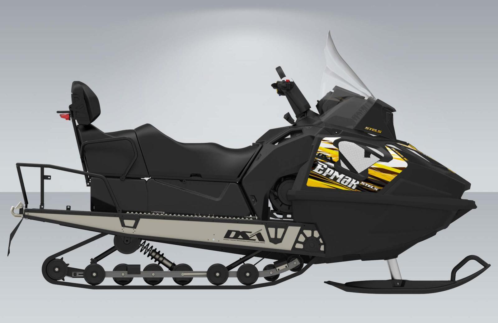 Запчасти для снегоходов Stels Ермак
